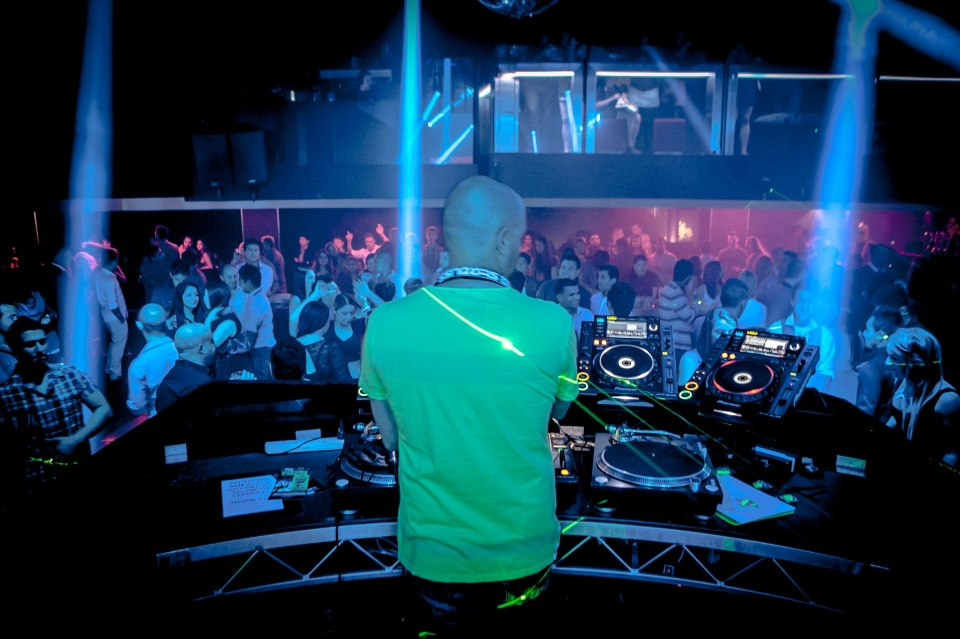 Fusion Nightclub, Melbourne
