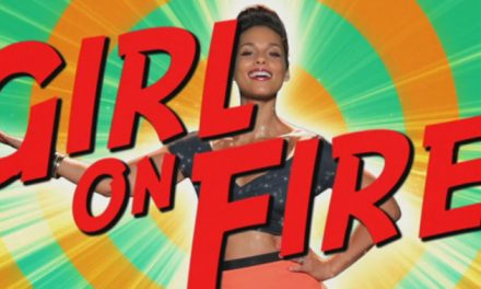 Alicia Keys – Girl On Fire (chica a tope)