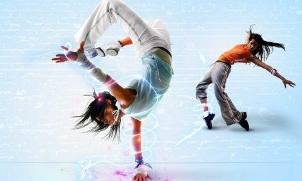El Breakdancing